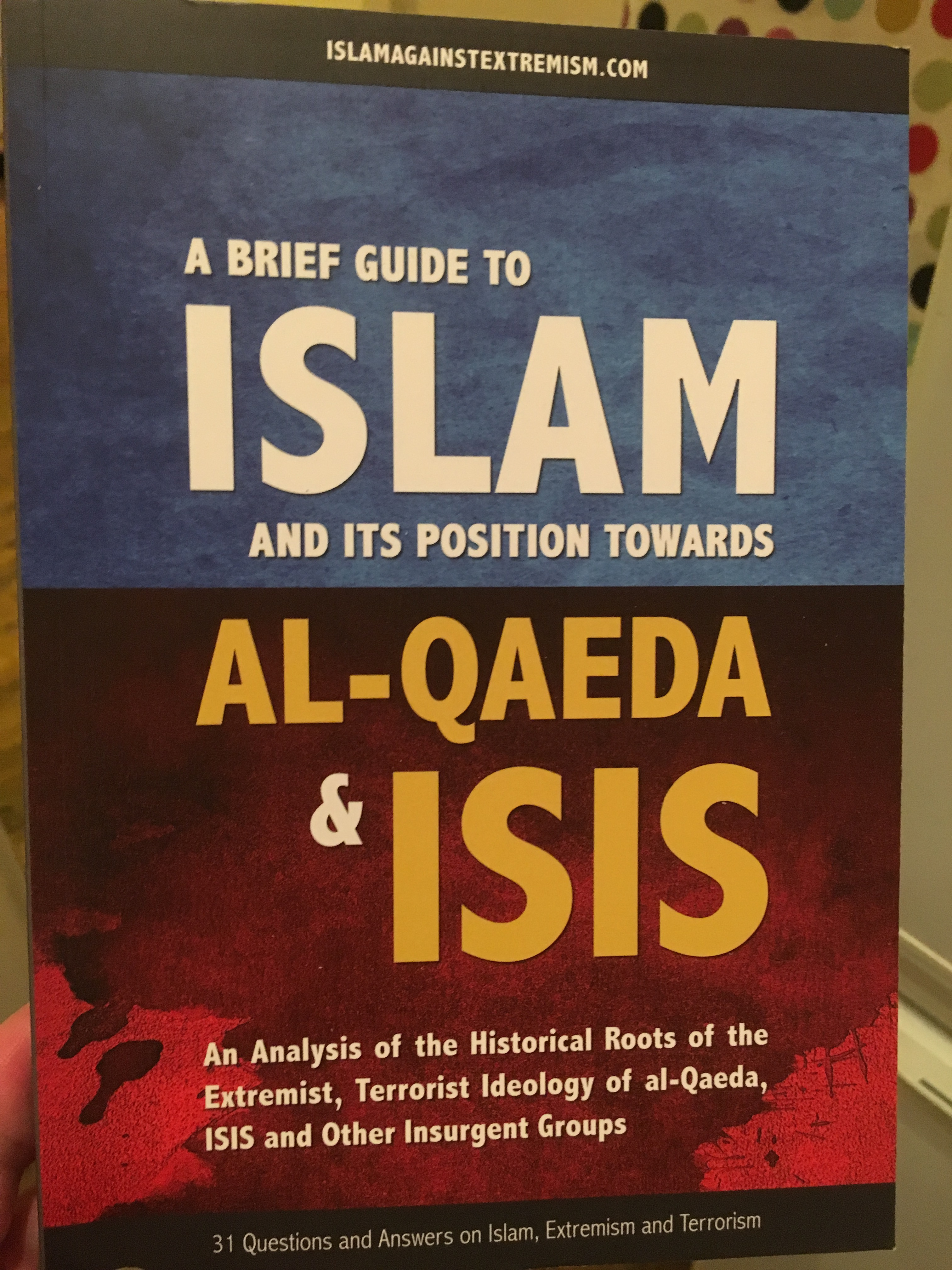 Guide isis books array just published u0027a guide to islam and its position towards al qaeda rh bloggingtheology fandeluxe Images