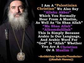 Islamophobes take note