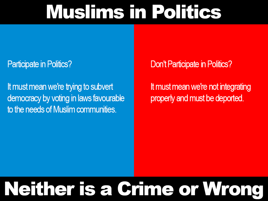 issue muslim The issue of muslim integration is not exclusively a european problem, but is also an issue in many muslim-majority countries.