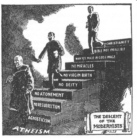 The-descent-into-atheism